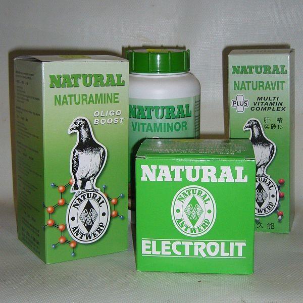 Natural Vitaminor Bierhefe