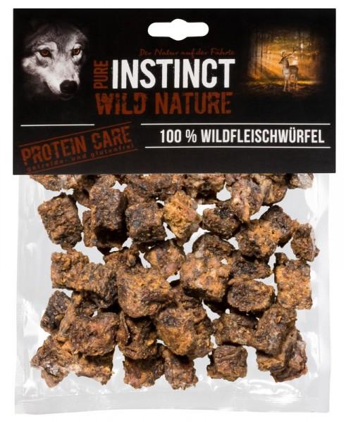 PURE INSTINCT Wildfleischwürfel