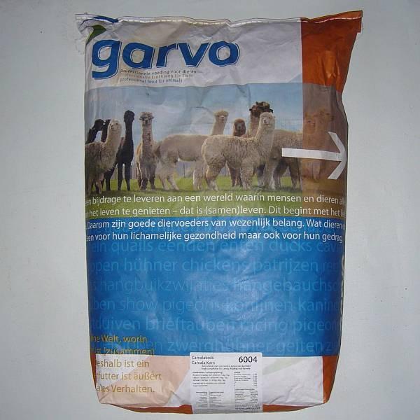 Garvo 6004 Camala Korn, 20 kg
